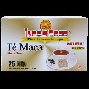 Inca's Herbs Maca Tea 25Pk 0.88oz