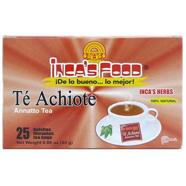 Inca's Herbs Annatto Tea 25Pk 0.88oz