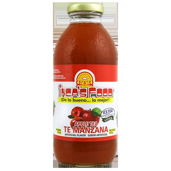 Inca's Food Apple Tea 16 fl oz