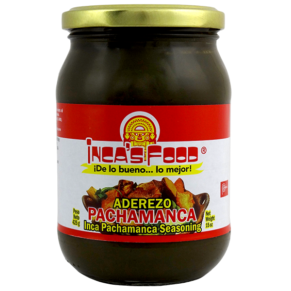 Inca's Food Inca Pachamanca Seasoning 15oz