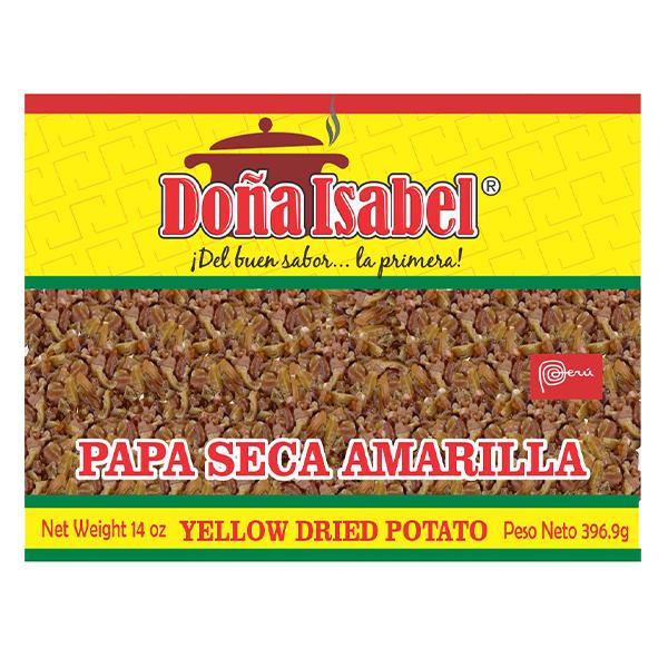 Dona Isabel Dried Yellow Potato 14oz