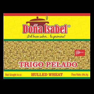 Dona Isabel Hulled Wheat 14oz