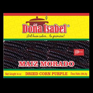 Dona Isabel Purple Corn 14oz