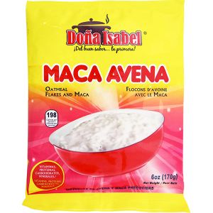 Doña Isabel Maca Avena 6oz