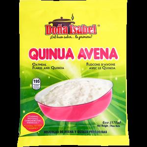Doña Isabel Quinua Avena 6oz