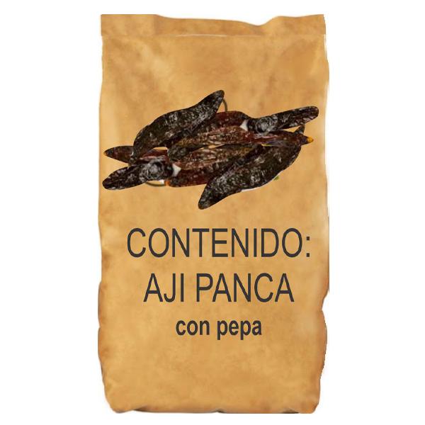 Inca's Food Dried Hot Pepper Panca 10Lb