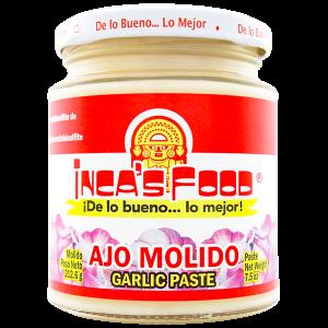 Inca's Food Garlic Paste 7.5oz