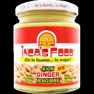 Inca's Food Ginger_Kion-Jengibre-7.5oz-57669