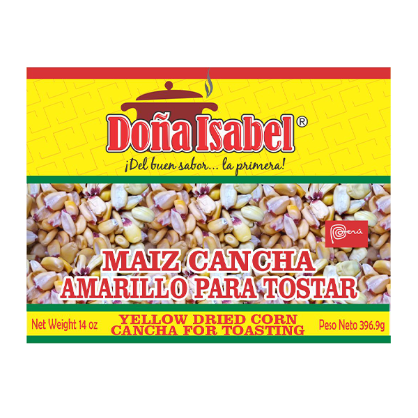 Dona Isabel Dried Corn for Toasting 14oz