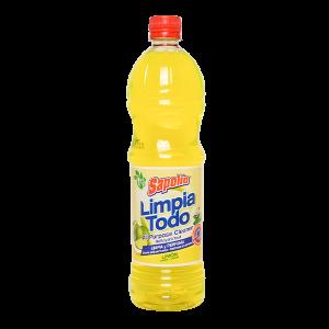 Sapolio Limpia Todo All Purpose Cleaner - Lemon 30 fl oz