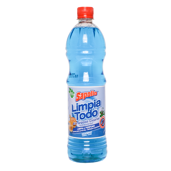 Sapolio Limpia Todo All Purpose Cleaner - Ocean Scent 30 fl oz