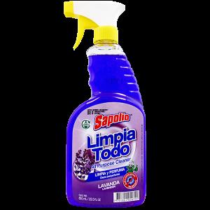 Sapolio Limpia Todo_All Purpose Cleaner - Lavender 22 fl oz Trigger
