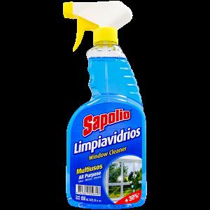 Sapolio_Window Cleaner - All Purpose 22 fl oz