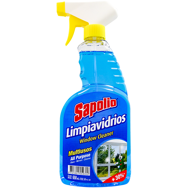 Sapolio_Window Cleaner - All Purpose 22 fl oz