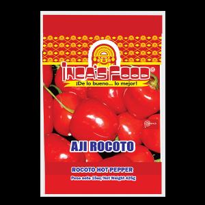 Inca's Food Rocoto Hot Pepper 15oz