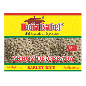 Dona Isabel Barley Rice 14oz
