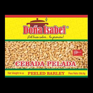 Dona Isabel Peeled Barley 14oz