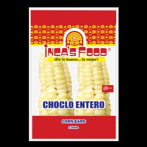 Inca's Food Corn Ears 2Ct