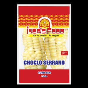 Inca's Food Corn Ear 2Ct