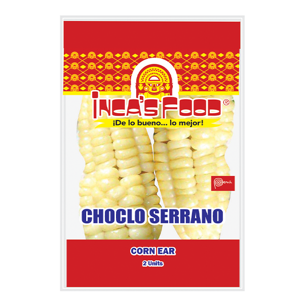 Inca's Food Corn Ear 2Ct