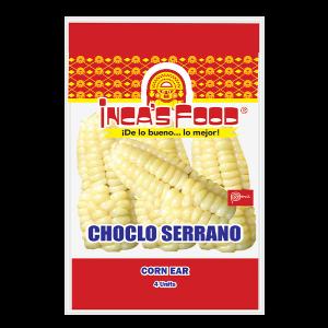 Inca's Food Corn Ear 4Ct
