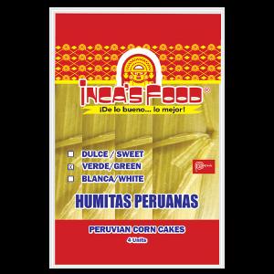 Humita - Green Corn Patty 4Pk