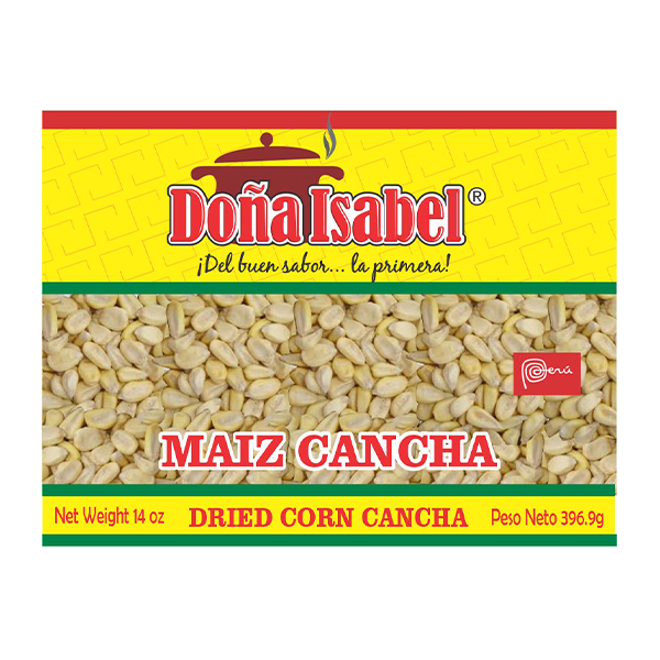 Dona Isabel Dried Corn Cancha 14oz