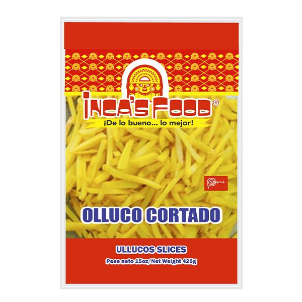 Inca's Food Ullucos Slices 15oz