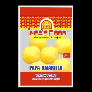 Inca's Food Yellow Potato 15oz