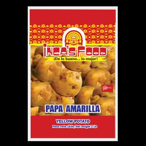 Inca's Food Yellow Potato 2lb