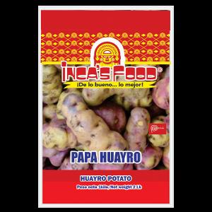 Inca's Food Huayro Potato 2lb