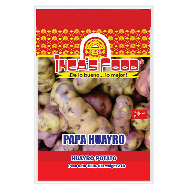 Inca's Food Huayro Potato 2lb