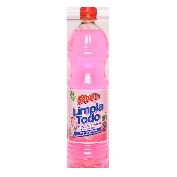 Sapolio Limpia Todo All Purpose Cleaner - Baby Fresh 30 fl oz
