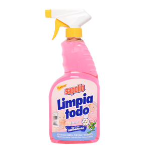 Sapolio Limpia Todo All Purpose Cleaner - Baby Fresh 22 fl oz Trigger