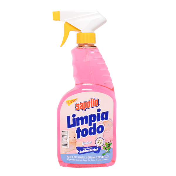 Sapolio Limpia Todo All Purpose Cleaner - Baby Fresh 22 fl oz Trigger