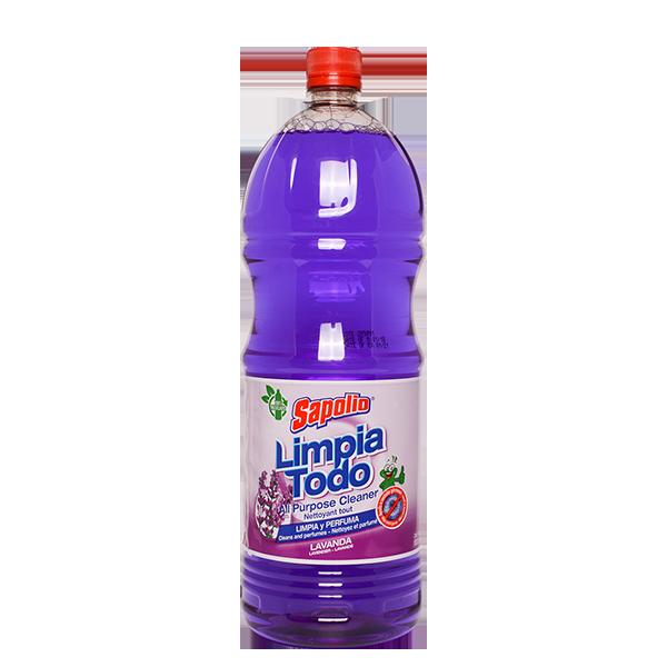 Sapolio Limpia Todo All Purpose Cleaner - Lavender 60 fl oz