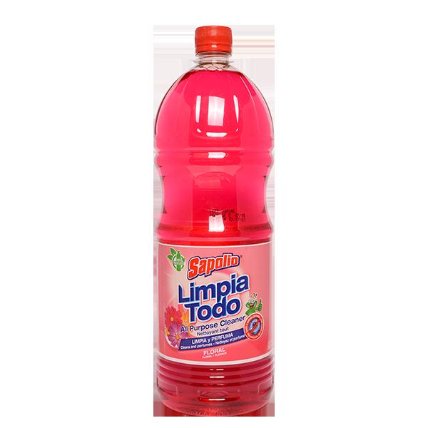 Sapolio Limpia Todo All Purpose Cleaner - Floral 60 fl oz