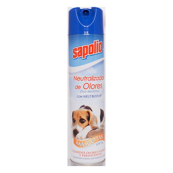 Sapolio Odor Neutralizer - Pets 12oz
