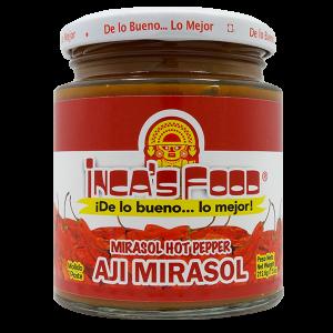 Inca's Food Mirasol Hot Pepper Paste 7.5oz