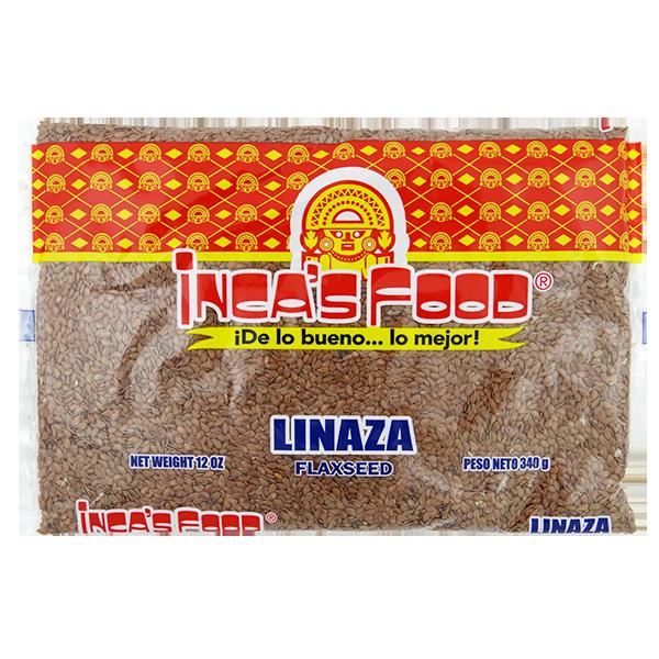 Inca's Food Flaxseed 12oz