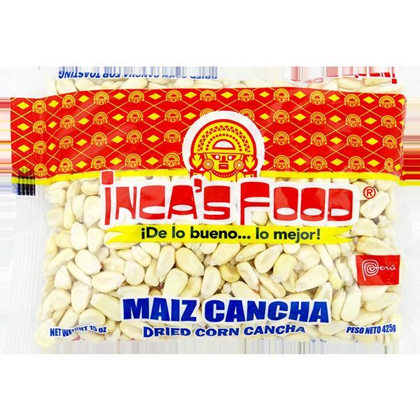 Inca's Food Dried Corn Cancha 15oz