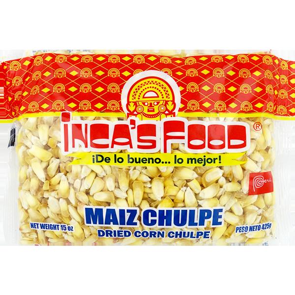 Inca's Food Dried Corn Chulpe 15oz