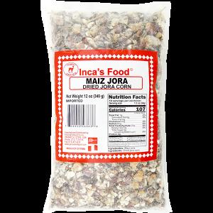 Inca's Food Dried Jora Corn 12oz