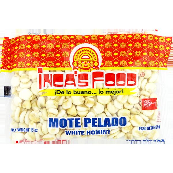 Inca's Food White Hominy 15oz