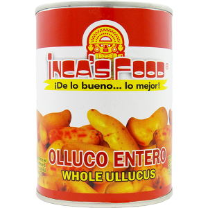 Inca's Food Ollucus Canned (Melloco) 20oz