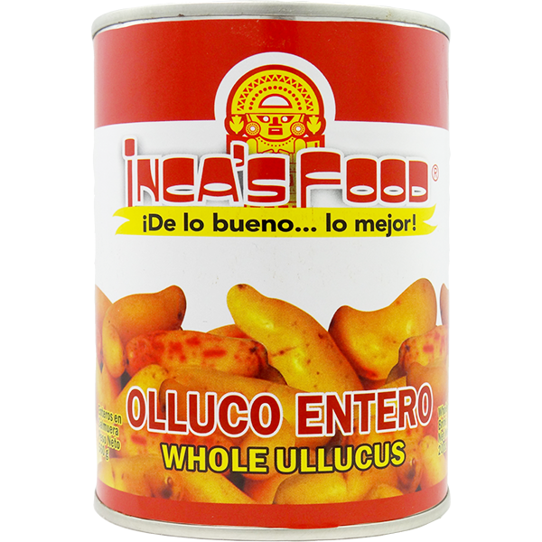 Inca's Food Ollucus Canned (Melloco) 20oz