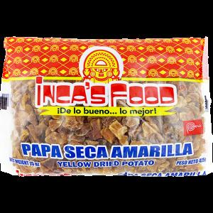 Inca's Food Yellow Dried Potato 15oz