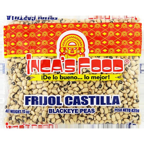 Inca's Food Blackeye Peas 15oz