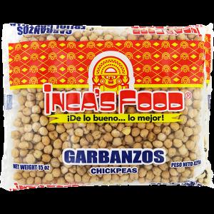 Inca's Food Chick Peas 15oz