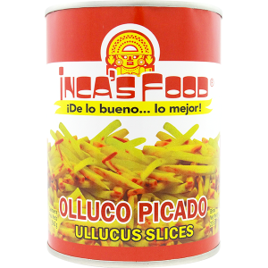 Inca's Food Olluco Slices 20oz